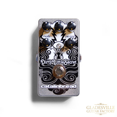 Catalinbread Dirty Little Secret Mk111 Marshall Foundation Overdrive