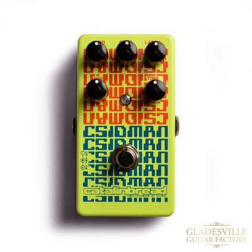 Catalinbread CSIDMAN Glitch / Stutter Delay
