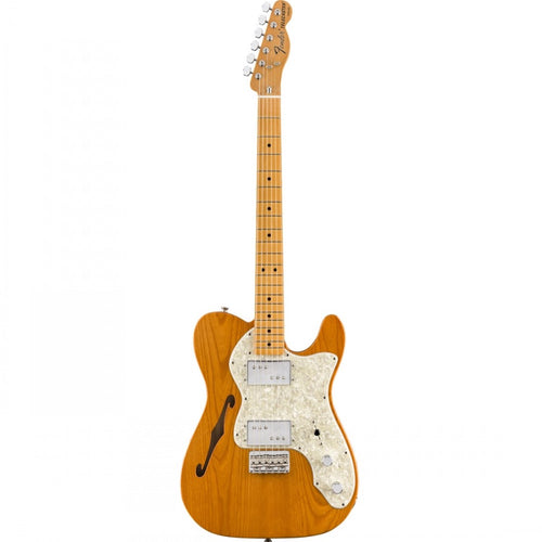 Fender Vintera '70s Telecaster® Thinline, Maple Fingerboard, Aged Natural