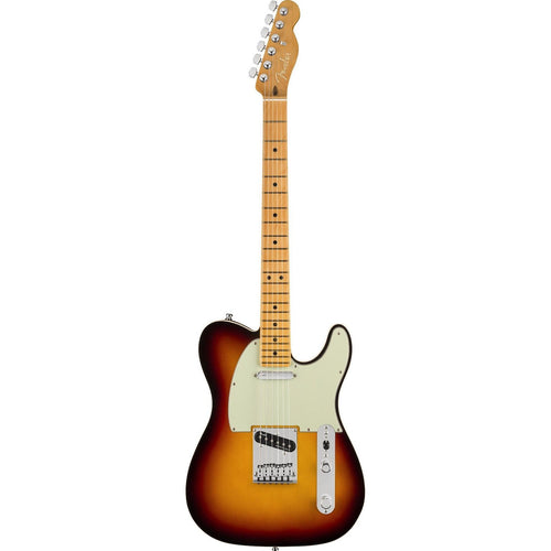 Fender American Ultra Telecaster®, Maple Fingerboard, Ultraburst