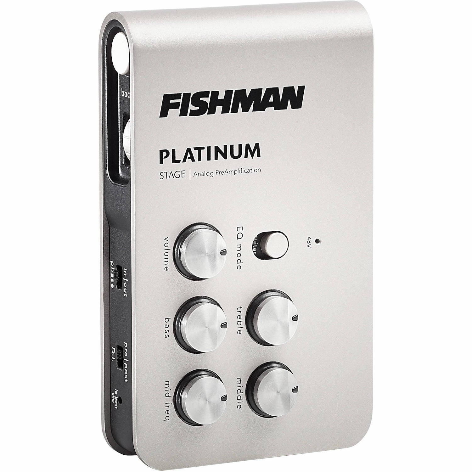 Fishman Platinum Stage Analog Acoustic Preamp