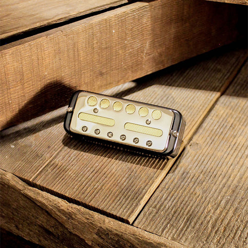 Lollar Gold Foil Neck Pickup