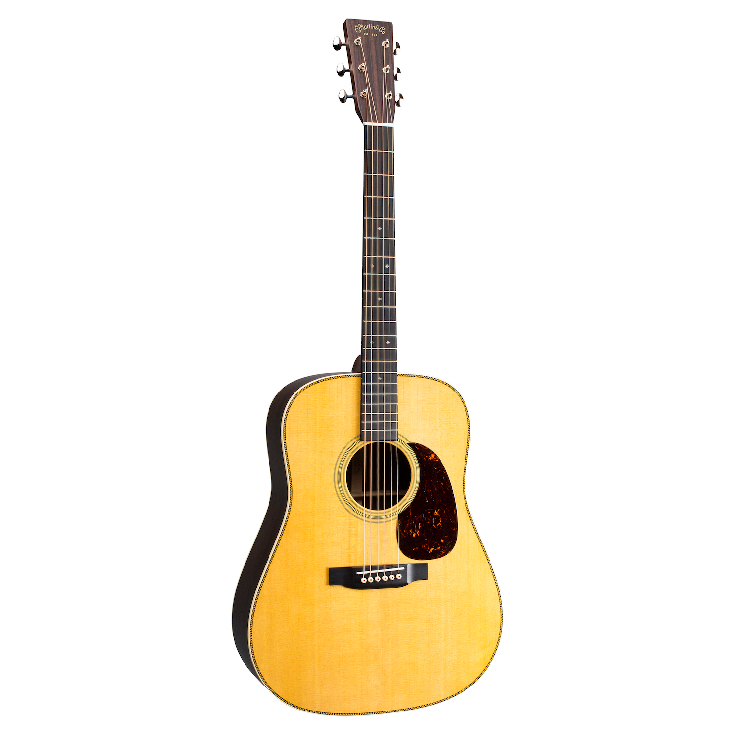 Martin & Co. HD28: Standard Series Dreadnought Acoustic Guitar