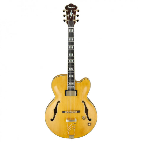 Ibanez GB40THII AA George Benson Signature 40TH Anniversary Natural