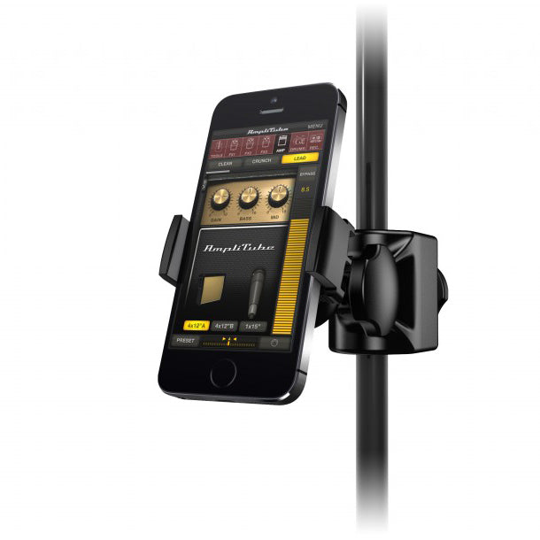 IK Multimedia iKLIP Xpand Mini Universal MIC Stand Mount for Smartphone to 6 inch