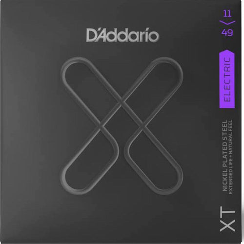 D'Addario SET ELEC GTR XT MEDIUM