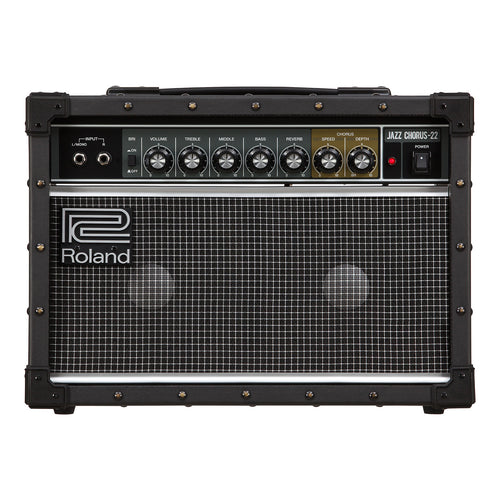 Roland JC22 Jazz Chorus Guitar Amplifier