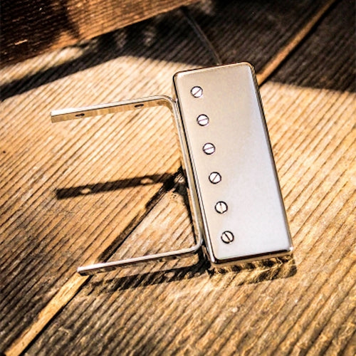 Lollar Johnny Smith Neck Nickel Neck Mount