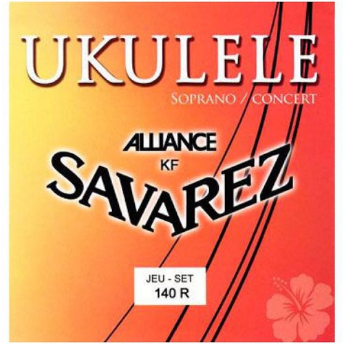 Savarez 140R Alliance Soprano/Concert Ukulele strings