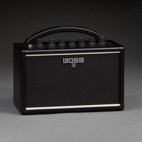 Boss MB-CUBE Battery Powered Stereo Amplifier