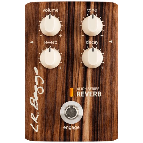 Lovepedal HSR-3 Multi Verb