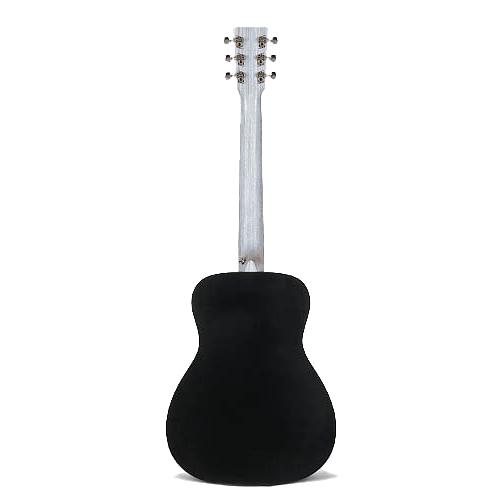 Martin LXBLACK: Little Martin Acoustic Guitar Black