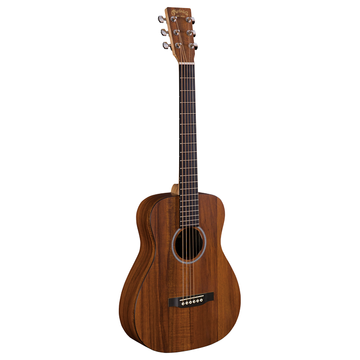 Martin LXK2: Little Martin Acoustic Guitar Koa