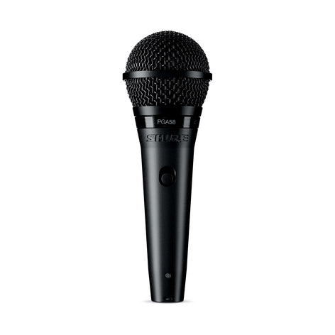 Shure PGA58-XLR Dynamic Vocal Microphone