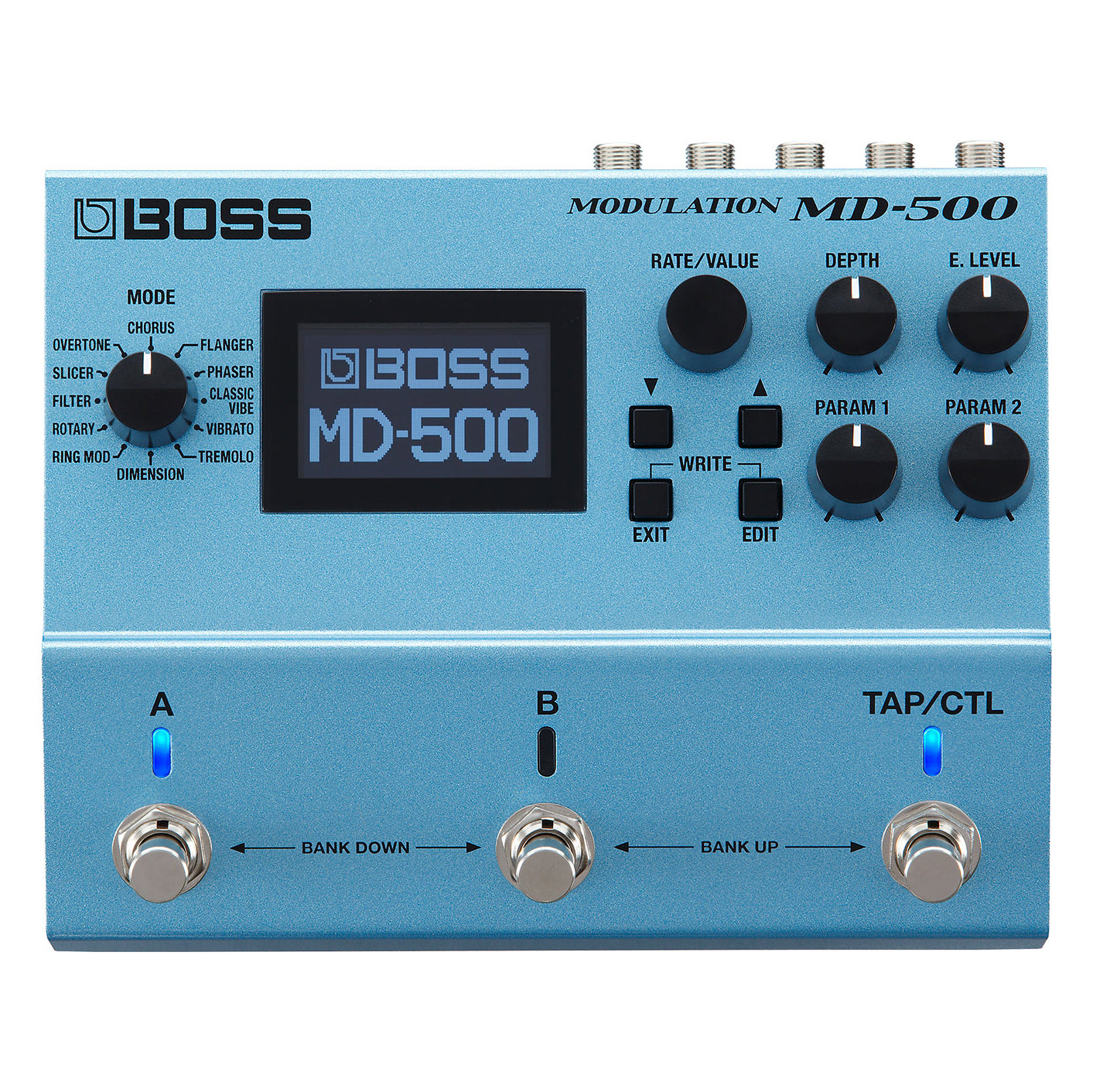 Boss MD500 Modulation Pedal
