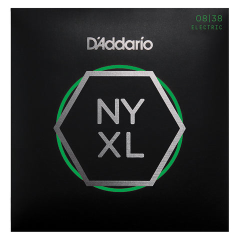 D'Addario NYXL45100 Nickel Wound Bass Guitar Strings, Regular Light, 45-100, Long Scale