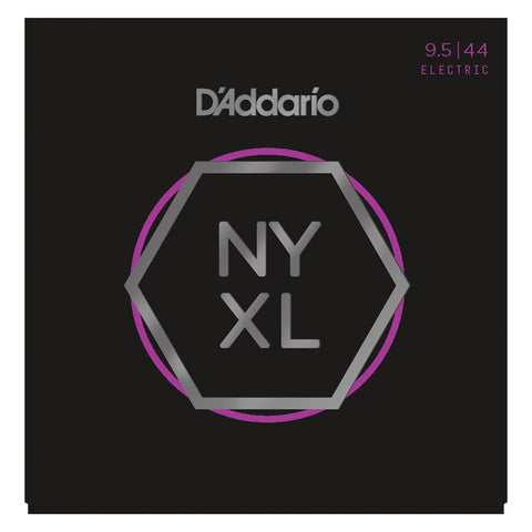D'Addario NYXL1074 Nickel Wound 8-String Electric Guitar Strings, Light Top / Heavy Bottom, 10-74