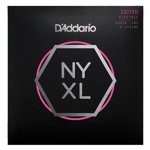 D'Addario EXL160TP Nickel Wound Bass Guitar Strings, Medium, 50-105, 2 Sets, Long Scale