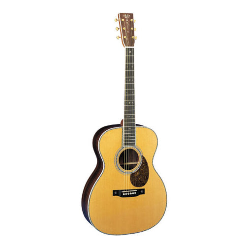 Martin & Co. OM42: Standard Series Auditorium Acoustic Guitar