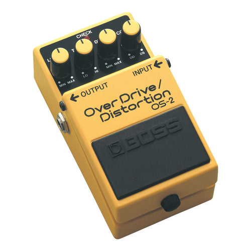 Boss OS2 Overdrive / Distortion