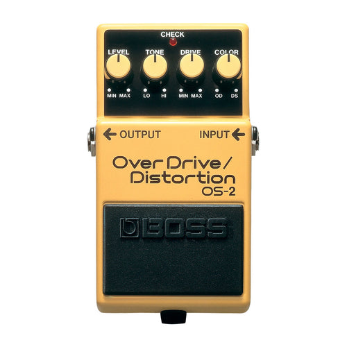 Boss OS2 Overdrive / Distortion - Boss