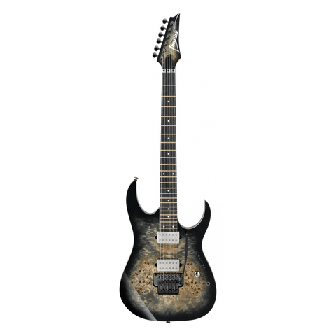 Ibanez RGA42FM TGF Electric Guitar - in Transparent Gray Flat