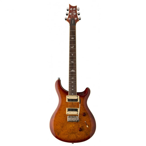 PRS SE Custom 24 Exotic Laurel Burl , Vintage Sunburst
