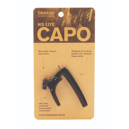 Planet Waves NS Lite Capo Black