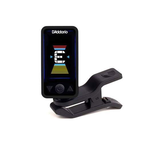 D'Addario PW-CT-17BK Eclipse Tuner-Black