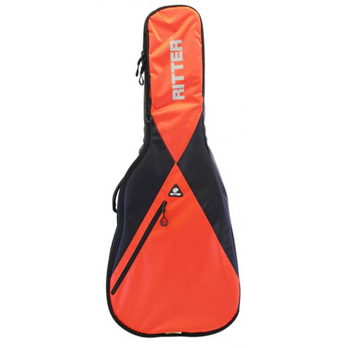 Ritter RGP5-E/BRR Black-Racing Red Electric Guitar Bag