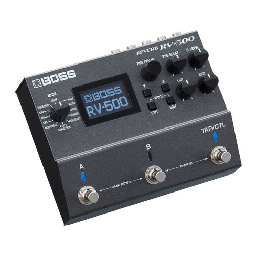 Boss RV500 Digital Reverb