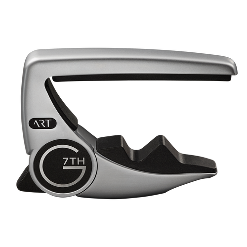 G7th Performance 3 Capo Steel String Silver