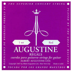 Augustine Regal Red Medium Tension Classical Guitar Strings