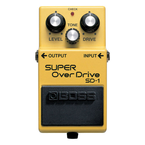 Boss SD1 Super Overdrive - Boss Compact