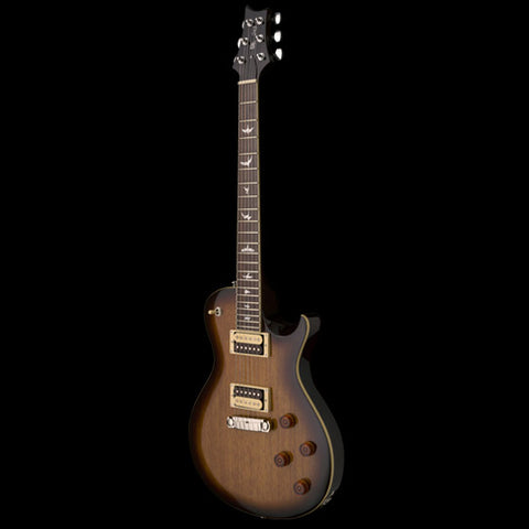 PRS Singlecut 594 10 Top-Black Gold Burst