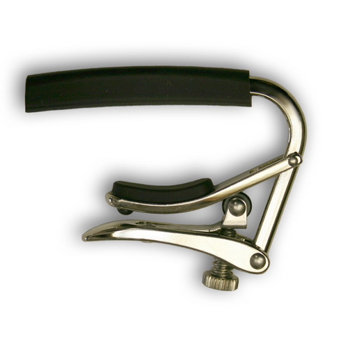 Shubb C3 Original 12-String Capo Polished Nickel