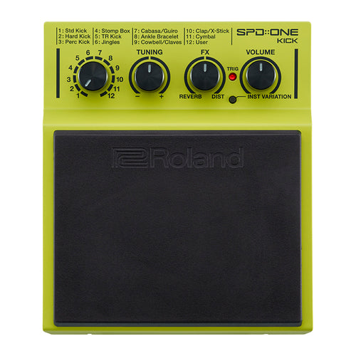 Roland SPD1K Sampling Pad - Kick