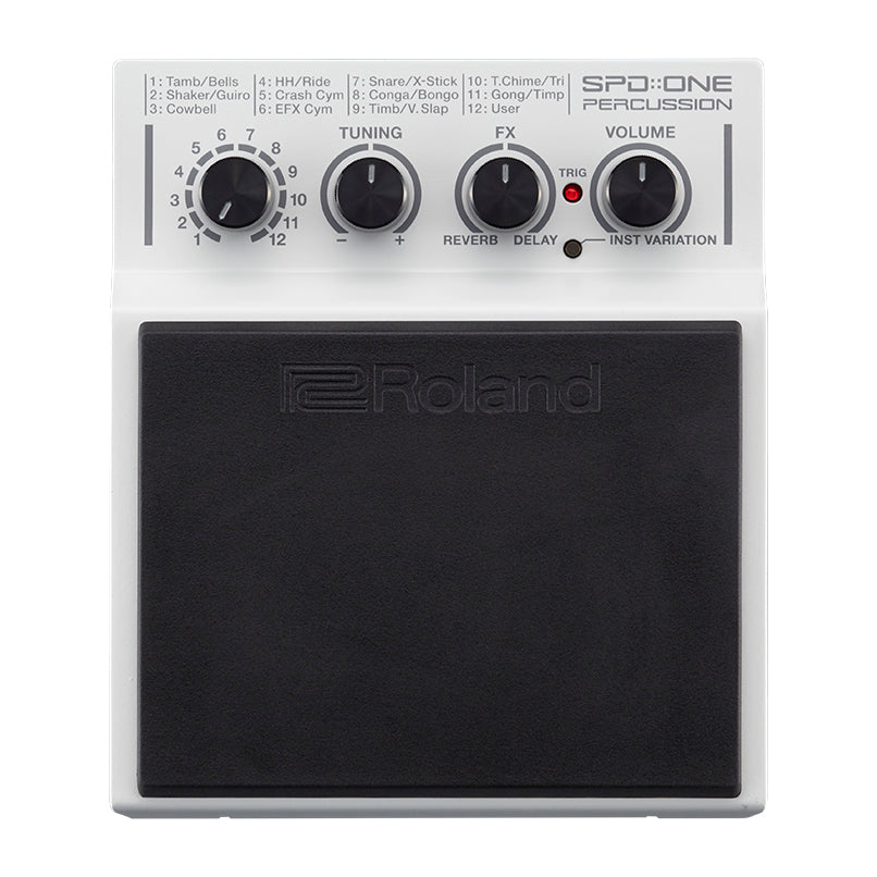 Roland SPD1P Sampling Pad - Percussion