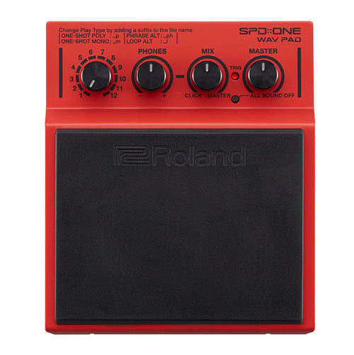 Roland SPD1W Sampling Pad - Wave