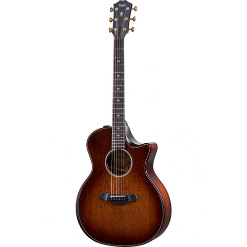 Taylor 324CE Builders Edition Grand Auditorium, V-Class Bracing