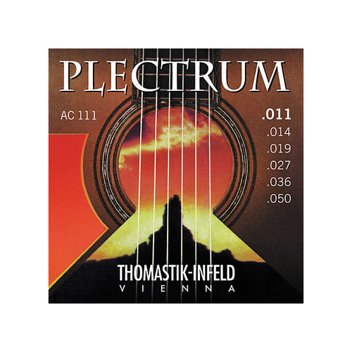 Thomastik AC111 Plectrum Acoustic Guitar Strings 11-50