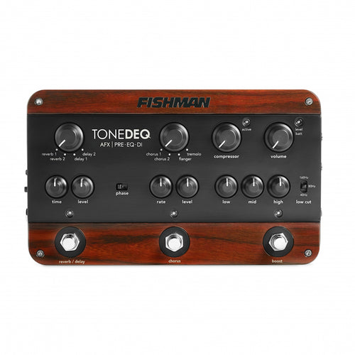 Fishman Tone DEQ Acoustic Preamp EQ