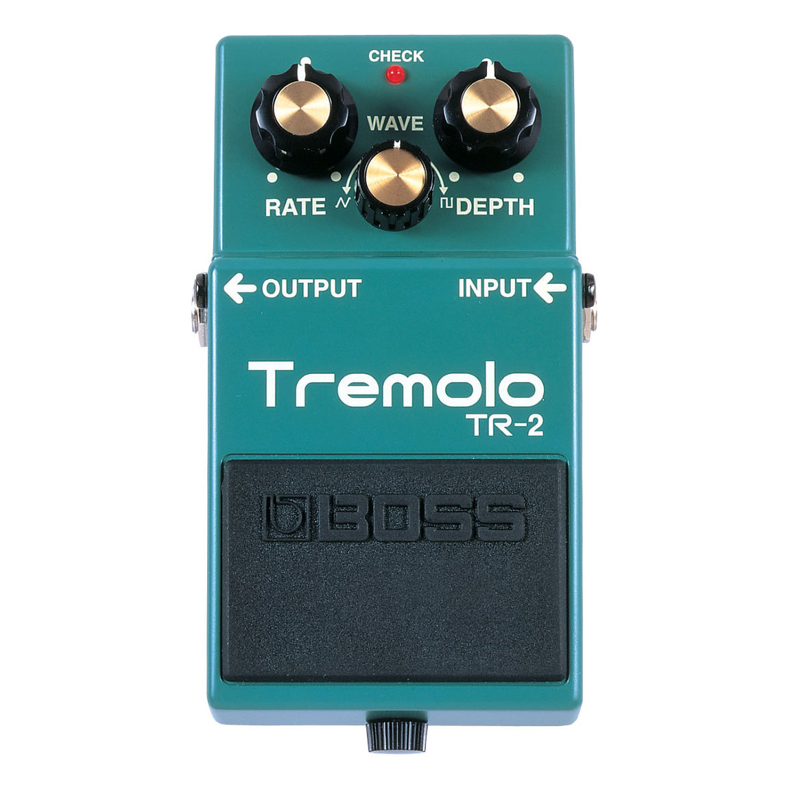 Boss TR2 Tremolo - Boss Compact Effects