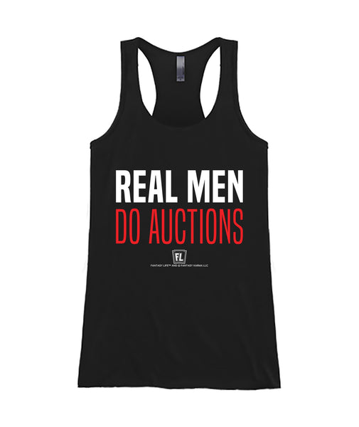 Real Men Do Auctions