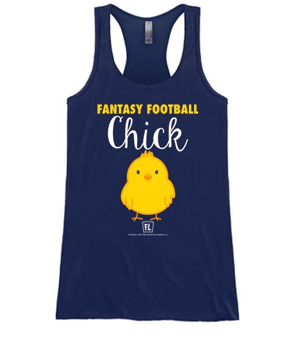 Fantasy Football Chick Apparel
