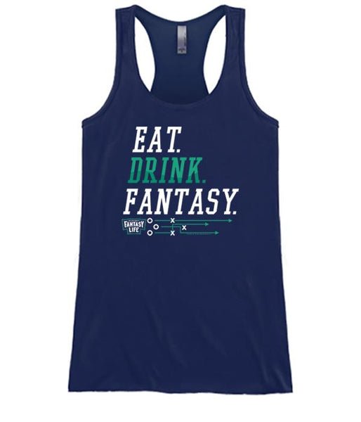 Eat. Drink. Fantasy. Apparel