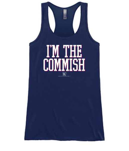 I'm The Commish Apparel