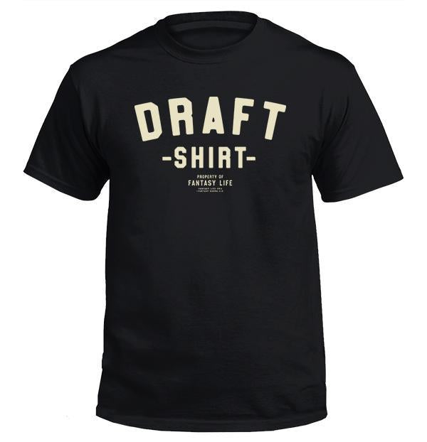 Draft Shirt Apparel