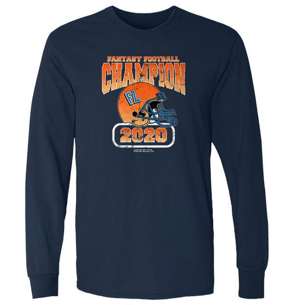 Fantasy Football Champion 2020 Apparel
