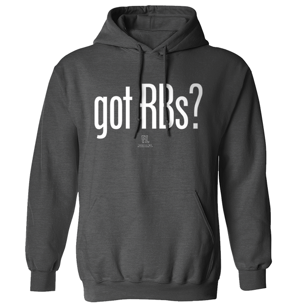 Got RBs? Apparel